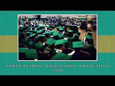 2006 North Reading High School Graduation
