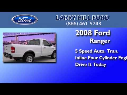 Larry Hill Ford >> 2008 Ford Ranger Cleveland Tn