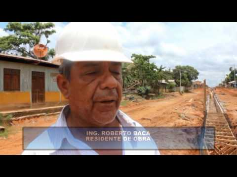 GERENTE DEL PEMDD REALIZA VISITA A OBRA SEBASTIAN BENEDETT DE IBERIA