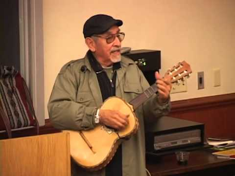 An Evening of Poetry -- 4. José Montoya