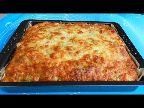 Vegetable Cheese Pie - Lockdown Recipe