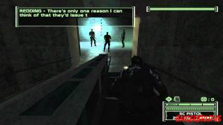 Splinter Cell Chaos Theory Mission 10: Kokubo Sosho Final Mission PC Gameplay Part 1/2