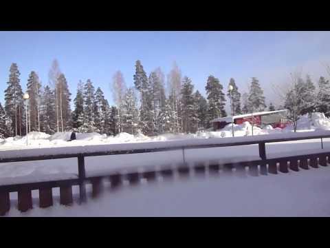 Trip To Finland (Lappeenranta-Imatra), febr 2011, part 2