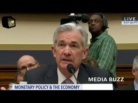 Federal Reserve Chairman Jerome Powell Testifies on Monetary Policy and Economy 2/27/18