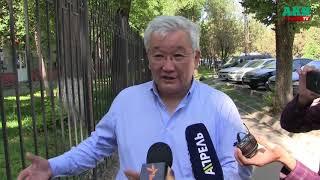 Кулматов ответил на обвинения в коррупции