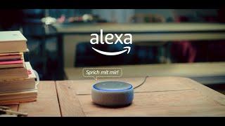 Amazon Alexa: Ode an die deutsche Sprache