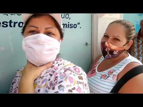 Afiliados a las EPS´s Medimás Nueva EPS son sometidos a interminables filas parareclamarmedicamentos