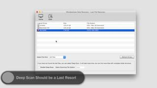 How To Recover Files From External Hard Drive on Mac