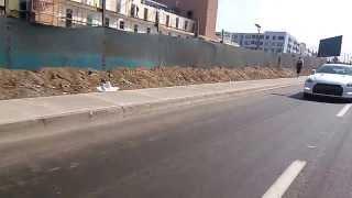 Aceleración Nissan GTR Jardines del Sur! Antofagasta