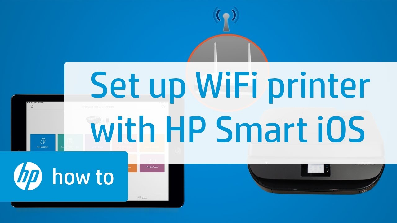 Hp Printers Install And Use The Hp Smart App Android Apple Ios Ipados Hp Customer Support