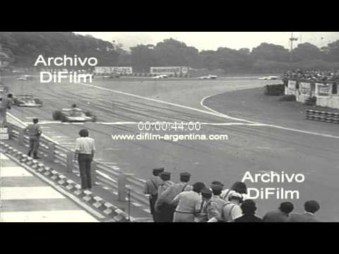 DiFilm - Gran Premio de Formula 1 de la Republica Argentina 1973