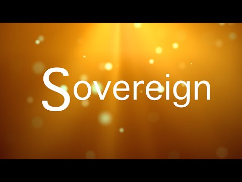 Sovereign (Cover) 中文版 Mandarin - Chris Tomlin
