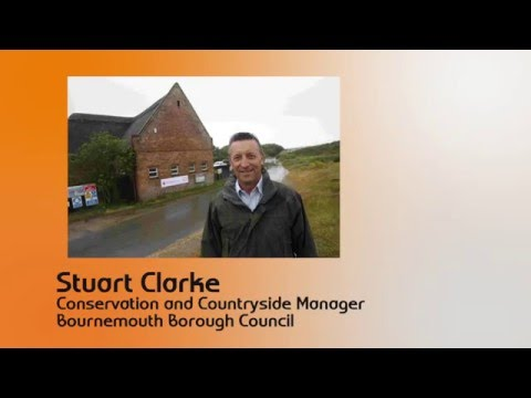 Interview of Conservation and Countryside Manager of Bournemouth Borough Councillor -Stuart Clarke