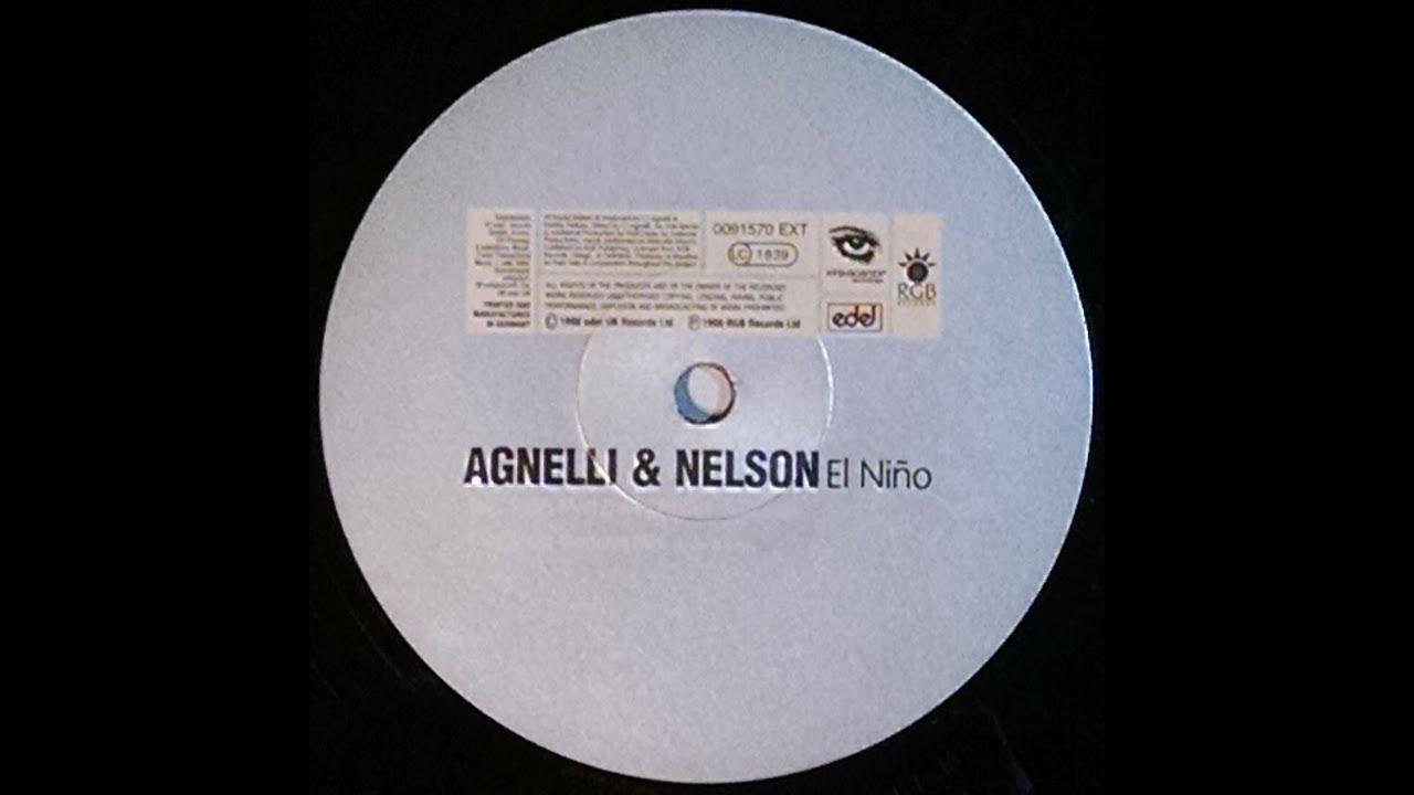 {Vinyl} Agnelli & Nelson - El Niño (Original Mix) - YouTube