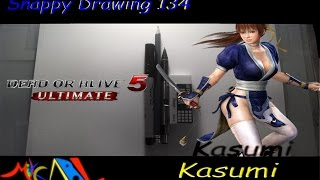 Snappy Drawing 134 Kasumi (DOA)