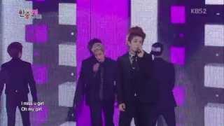 130703 Teen Top - Miss Right + Crazy @Korea-China Friendship Concert