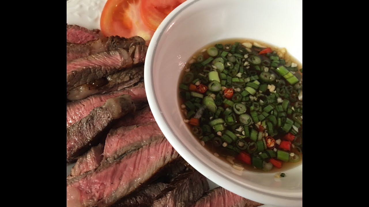 How to make juicy steak with Cambodian spicy dipping sauce ... | 1688 x 1484 jpeg 305kB