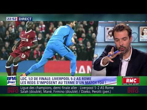 After Foot du mardi 24/04 – Partie 1/4 - Débrief de Liverpool/AS Rome (5-2)
