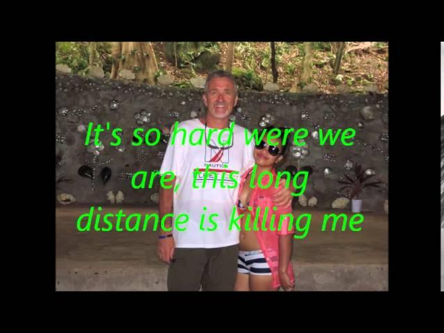 Long distance relationship (allen-laiza)