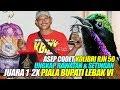 Piala Bupati Lebak Vi Juara  x Kolibri Rjn  Asep Codet Ungkap Rahasia Rawatan Setingan  Mp3 - Mp4 Download