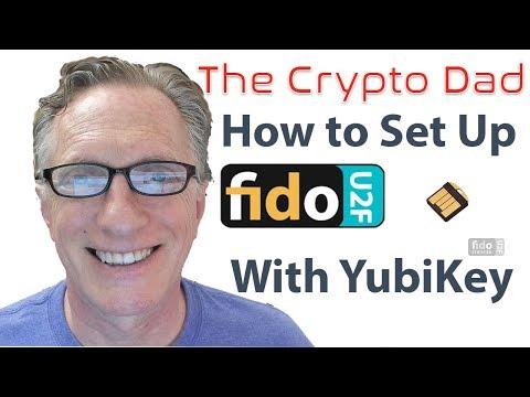 Using FIDO U2F Two Factor Authentication With Yubi Key