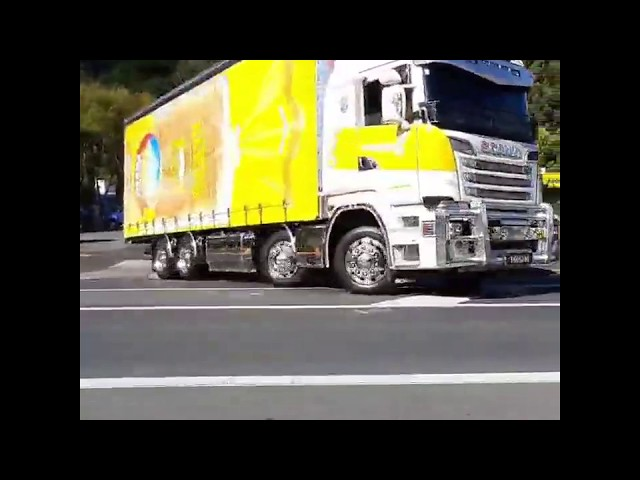 Mark Fegan entry – The Great New Zealand Trucking Video Competition