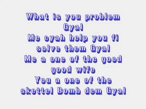 Gaza Slim - Everything Fi Hold Him Lyrics (follow @DancehallLyrics )