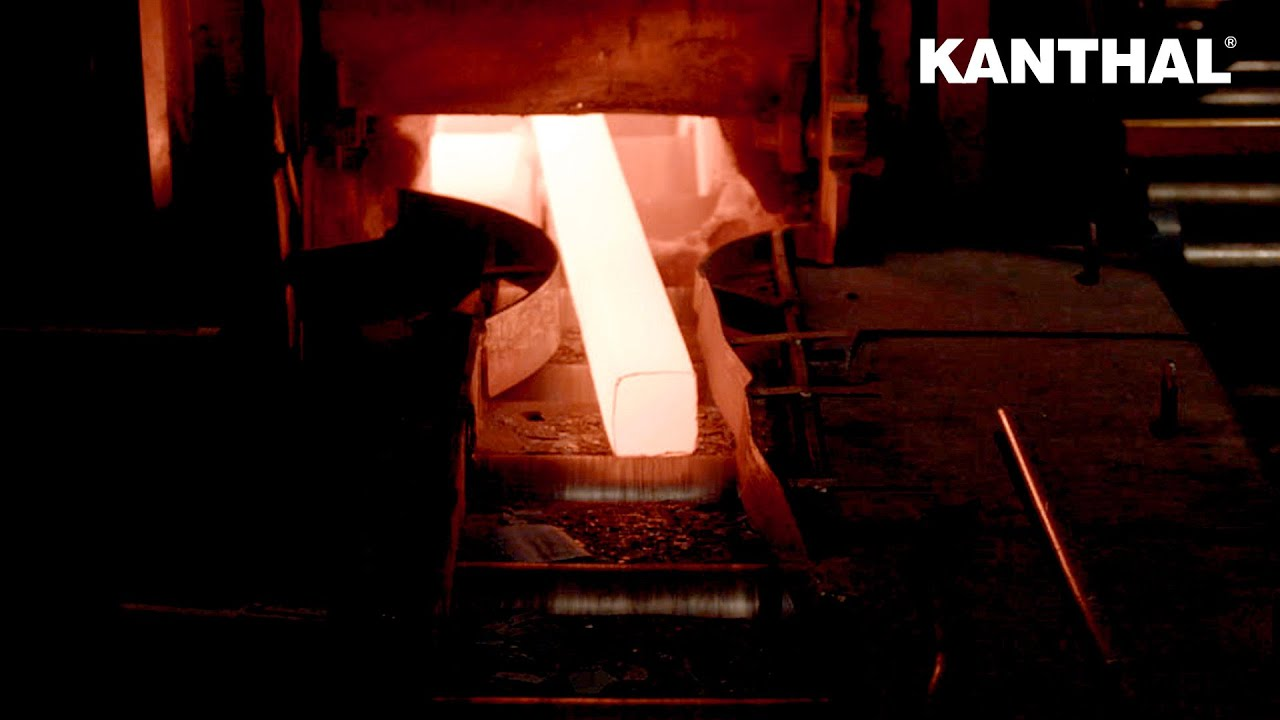 The benefits of an electric walking beam furnace