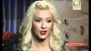 Download Lagu Christina Aguilera Double Size Zero interview Mp3