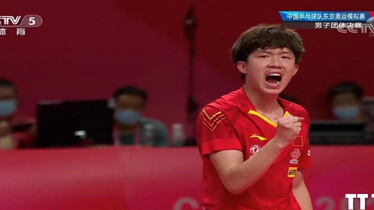 Download WTT 2021 FINAL TEAM CHAMPION LEAGUE/MA LONG VS WANG CHU QIN/GOOD PERFORMANCE/Anis santosa official