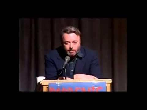 Christopher Hitchens vs Playthell Benjamin - Debate on Iraq