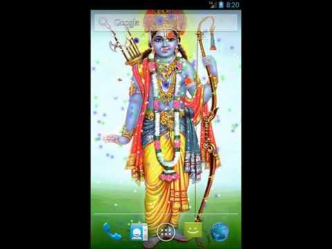 Shri Rama Live Wallpaper Youtube