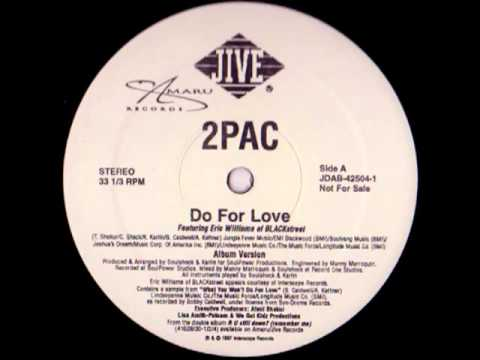2PAC - DO FOR LOVE (INSTRUMENTAL)