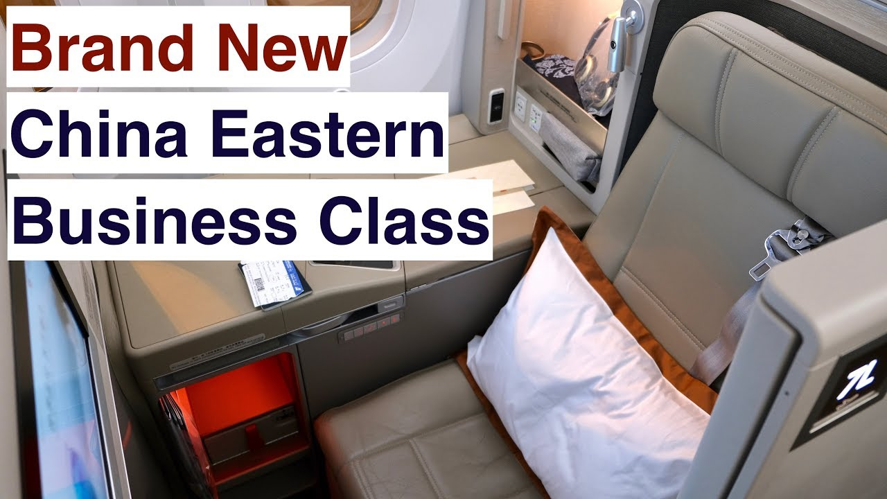 SEAT REVIEW | China Airlines incredible BUSINESS CLASS ... |Chinese Merchant Class