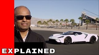 2017 Ford GT Technology and Innovation Explained