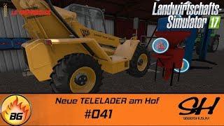 LS17 - Sibbershusum #041 | Neue TELELADER am Hof | Let's Play [HD]