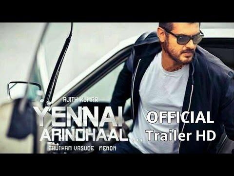 Yennai Arindhaal Movie Official Trailer | Ajith | Trisha | Anushka | Harris Jayaraj