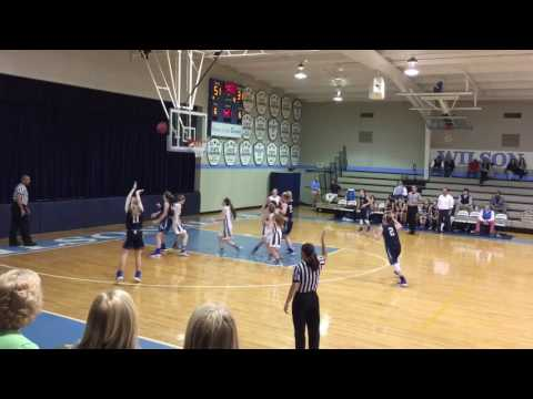 BA Girls vs Laurens Academy part 10 (state quarter finals)