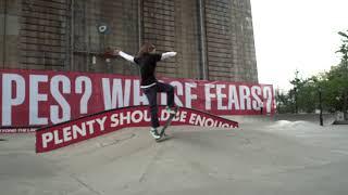 """Video Barbara Kruger """"Untitled (Skate)"""" Coleman Skatepark Installation for the Performa 17 Biennial download MP3, 3GP, MP4, WEBM, AVI, FLV Juni 2018"""