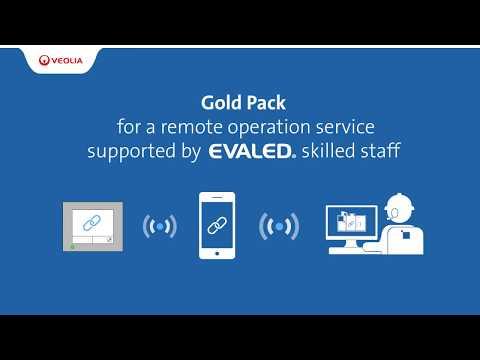 EVA Link  Remote Control  EVALED® Evaporators for Wastewater Treatment  EVA life Service program