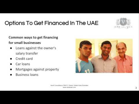 Business Funding Dubai | Personal Loans Easier Than New Company Loans