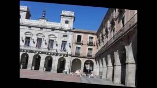 видео авила испания достопримечательности