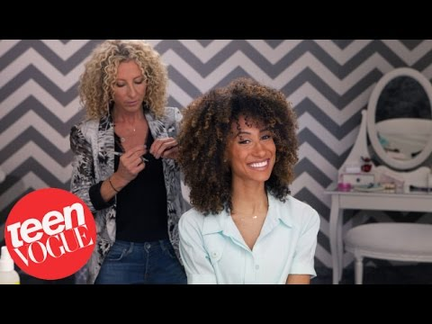 3 Steps to the Perfect Curly Cut