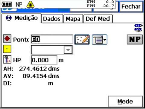 topsurv onboard software
