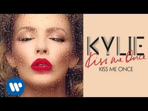 Kylie Minogue - Kiss Me Once - Kiss Me Once