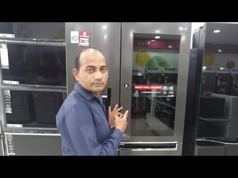 #ReviewoflgX247CQAV Review/Demo of LG InstaView Door-in-Door Refrigerator GC-X247CQAV