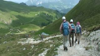 08年・7月- イタリア・ドロミテ~スイス・サンモリッツのハイキング