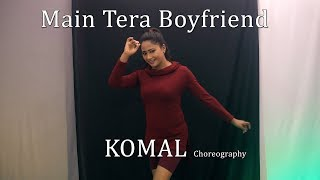 Main Mera Boyfriend Dance Choreography | Komal Nagpuri Video Songs | Learn Bollywood Dance Steps