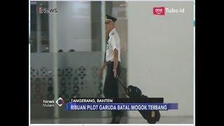Pilot Garuda Indonesia Batal Mogok Terbang saat Arus Mudik - iNews Malam 03/06
