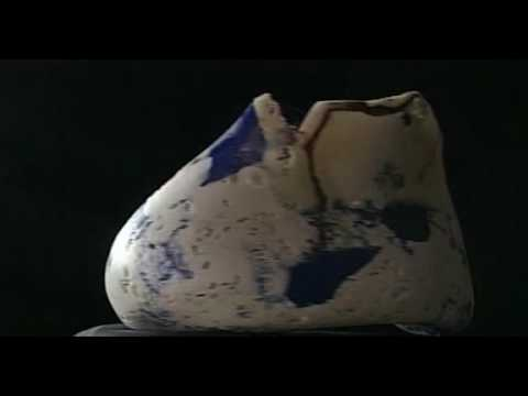 Marga Knaven ceramist porcelain objects showreel contemporary art ceramic